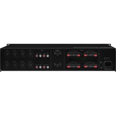 monacor sta 850d 8 channel 400w power amplifier class d monacor rh inta audio com