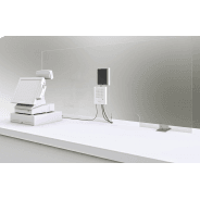 Monacor VoiceBridge 2-Way Hands-Free Microphone Intercom