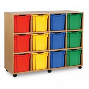 Monarch 12 Jumbo Tray Storage Unit