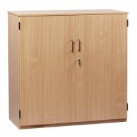 Monarch Storage Cupboard with Lockable Doors 1000mm