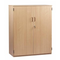Monarch Storage Cupboard with Lockable Doors 1250mm