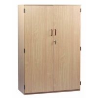 Monarch Storage Cupboard with Lockable Doors 1500mm