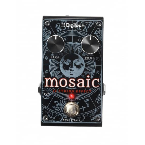 Mosaic Polyphonic 12-String Effect Pedal
