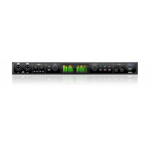 MOTU 828es Thunderbolt Audio Interface - 28-in/32-out