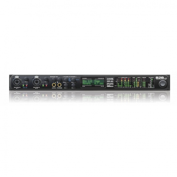 Motu 828mk3 Hybrid Firewire & USB Audio Interface