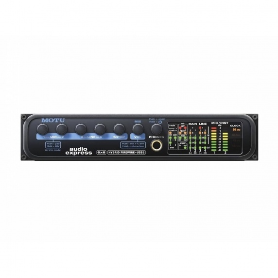 Motu Audio Express Firewire & USB Audio Interface
