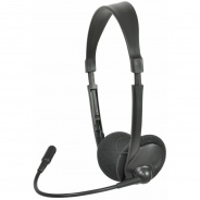 Multimedia Headset with Boom Microphone - Pack of 20