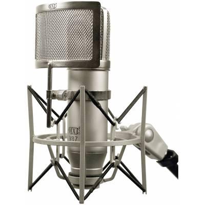mxl v87 condenser microphone. Black Bedroom Furniture Sets. Home Design Ideas