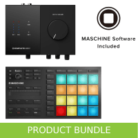 Native Instruments Beginner Beatmaker & Recording Kit