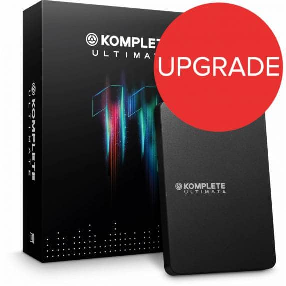 Native Instruments Komplete 11 Ultimate UPGRADE (K Select) (Boxed)