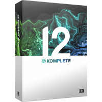 Native Instruments Komplete 12 & FREE Samson HP10 Headphones