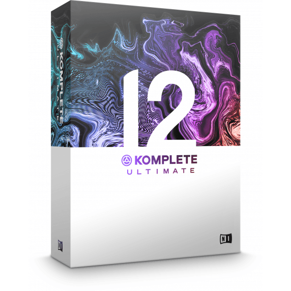 Native Instruments Komplete 12 Ultimate (Boxed)