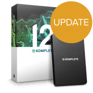Native Instruments Komplete 12 UPDATE from K2-K11 (Boxed)