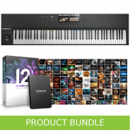 Native Instruments Komplete Kontrol S88 MK2 & Komplete 12 ULTIMATE Bundle