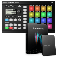 Native Instruments Machine Mikro MK2 & Komplete 11
