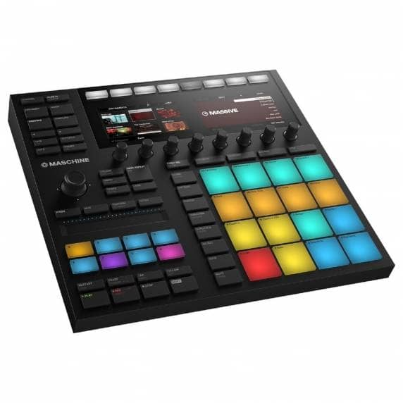 Native Instruments Maschine MK3 & Komplete 12 Select Bundle
