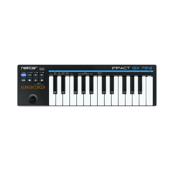 Nektar Impact GX Mini 25-Key USB Midi Keyboard Controller