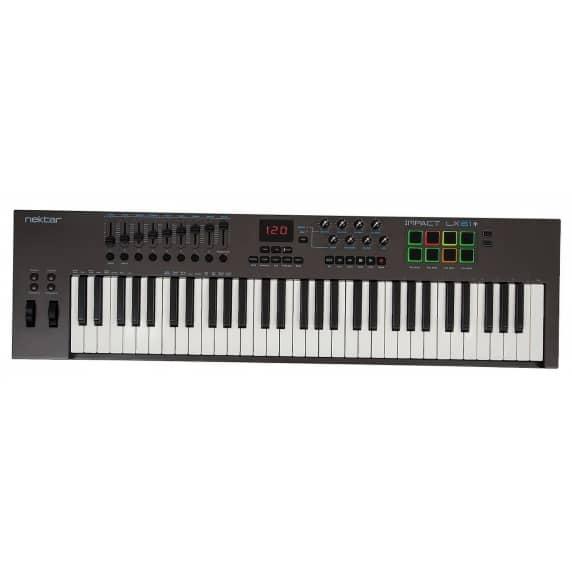 Nektar LX61+ 61 Key Midi Keyboard Controller