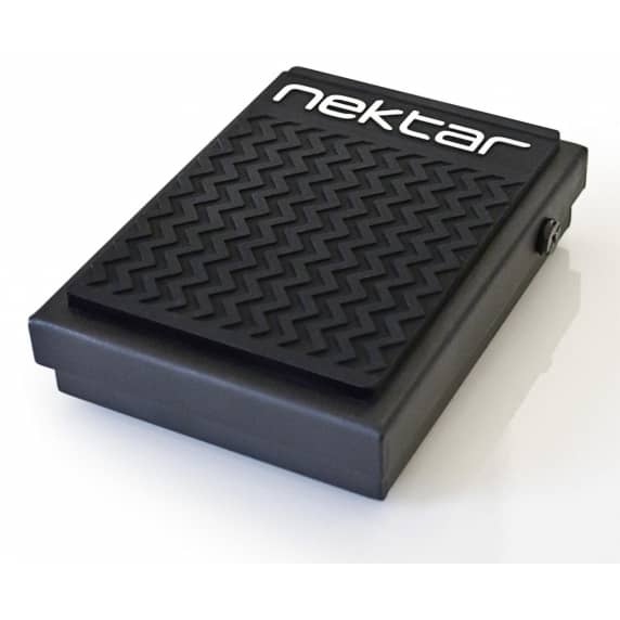 Nektar NP-1 Universal Metal Foot Switch Pedal