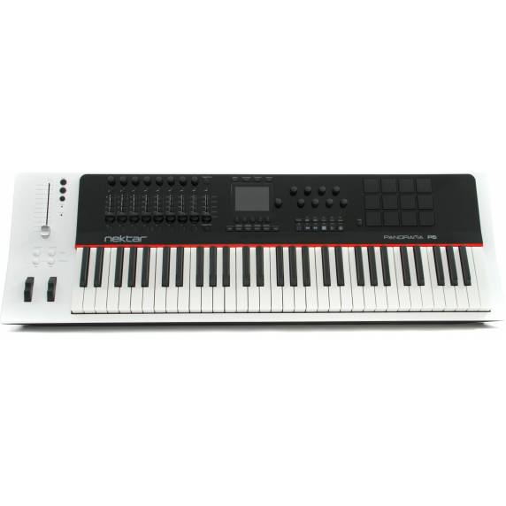 Nektar Panorama P6 - 61 Note USB Keyboard Controller