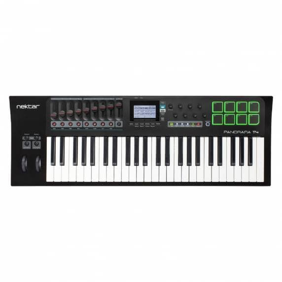 Nektar Panorama T4 49 Key USB Midi Keyboard