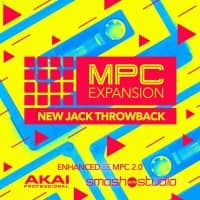 New Jack Throwback - Expansion for Akai MPC (Serial Download)