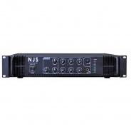 NJS 402 - 250 Watt 100V Line 6 Channel Mixer Amp