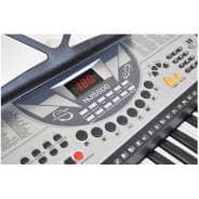 NJS 61-Key Full Size Digital Electronic Keyboard Kit with Headphones