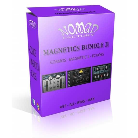 Nomad Factory Magnetics Bundle 2 (Serial Download)