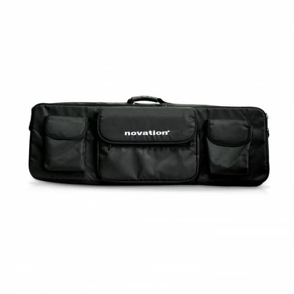 Novation 61-Key Midi Controller Black Gig Bag