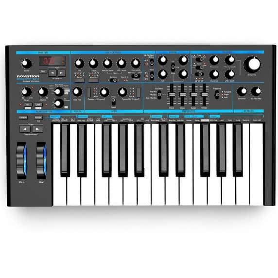 Novation Bass Station II Analogue Mono Synth