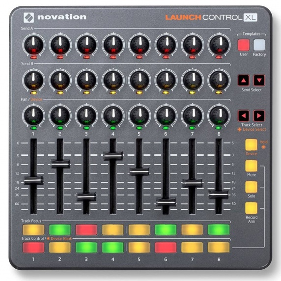 Novation Launch Control XL - Mixer Controller for Ableton Live