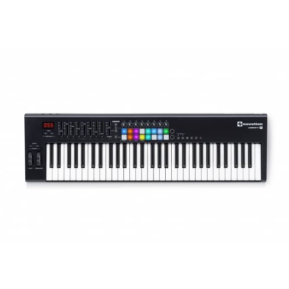 Novation Launchkey 61 mk2 Midi Keyboard Controller