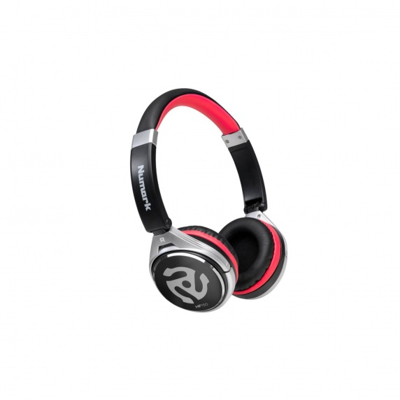 Numark HF150 Headphones - DJ, iPad & iPhone Ready