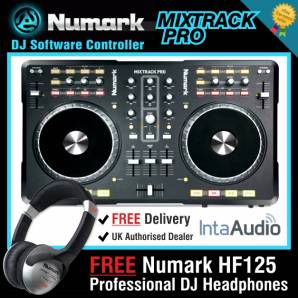 numark mixtrack free software
