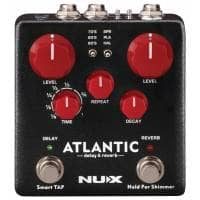 NUX Atlantic Delay & Reverb Pedal