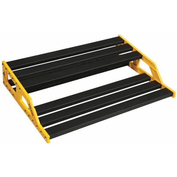 Nux Large Bumblebee Pedalboard with Bag & Accessories