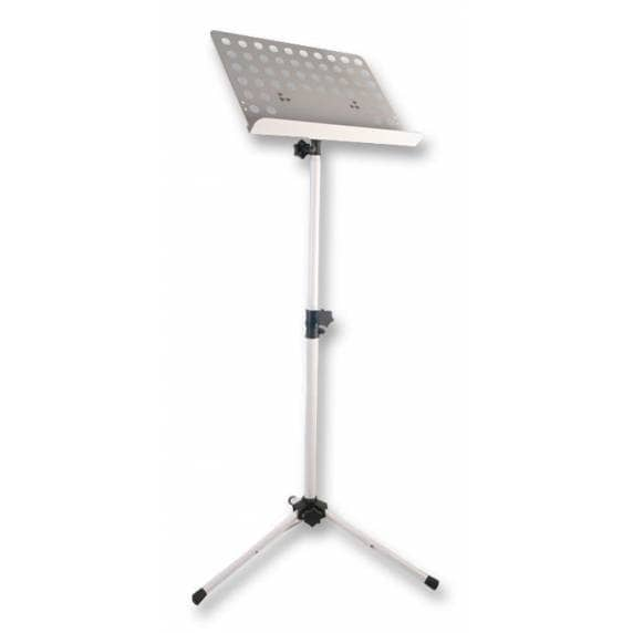 Orchestral Sheet Music Stand - White