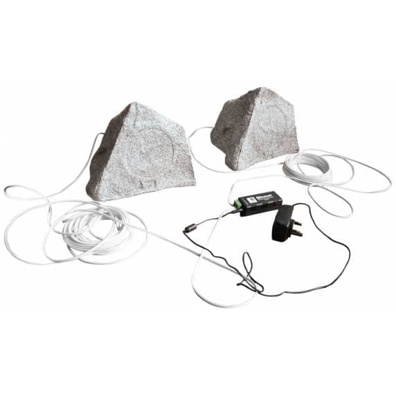 Outdoor Bluetooth Speaker Kit for Garden's, Dining Areas, Terraces etc.