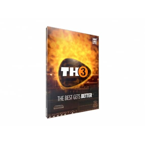 Overloud TH3 UPGRADE From TH2 (Serial Download)