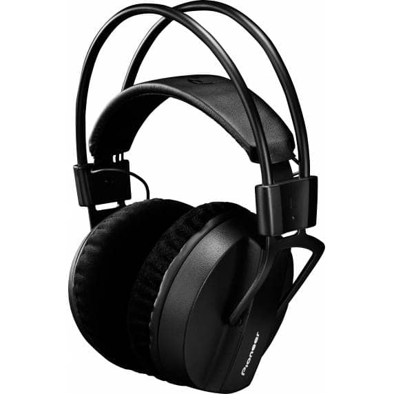 Pioneer HRM-7 Closed-Back Studio Reference Headphones