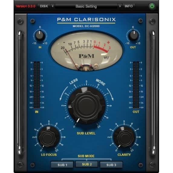 Plug & Mix Clarisonix (Serial Download)