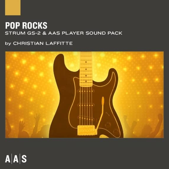 Pop Rocks Sound Pack (Serial Download)