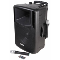 Pulse Portable APS12PA System - Mains or Battery with 2 Mics - FM & Bluetooth Ready