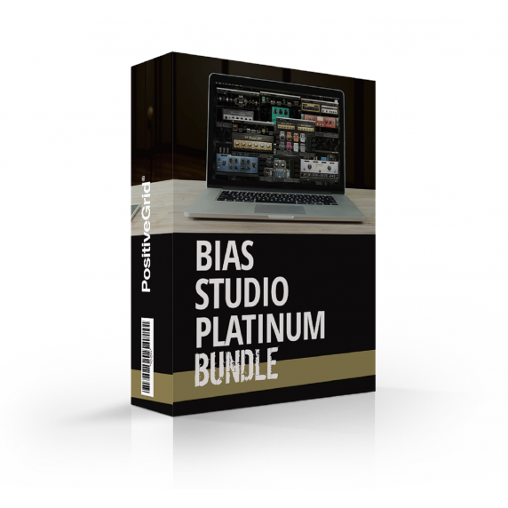 Positive Grid BIAS Studio Platinum (Serial Download)