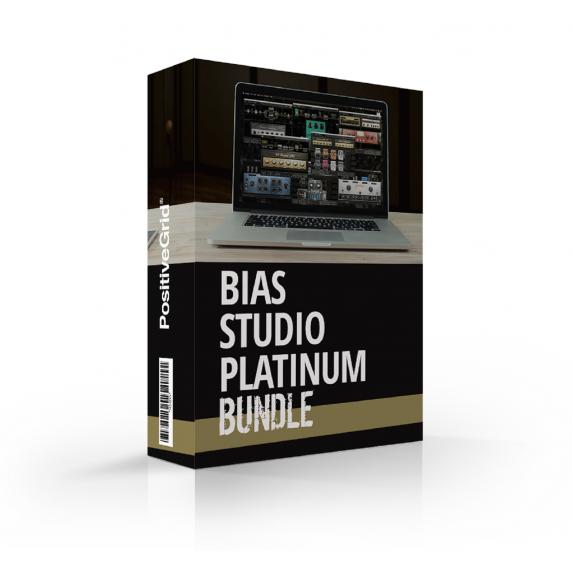 Positive Grid BIAS Studio Platinum (Serial Download)