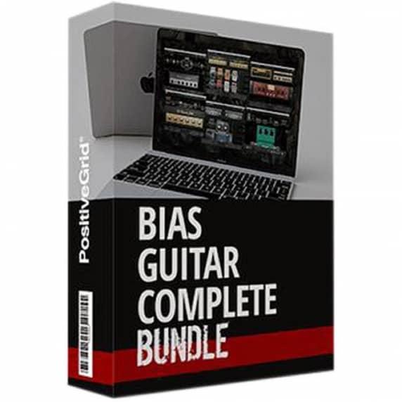 Positive Grid Guitar Complete Bundle (Serial Download)