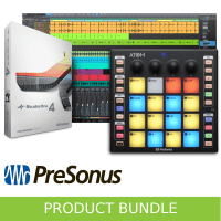 PreSonus ATOM & Studio One 4 PRO Bundle