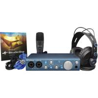 Presonus AudioBox iTwo Studio Bundle USB Audio Interface