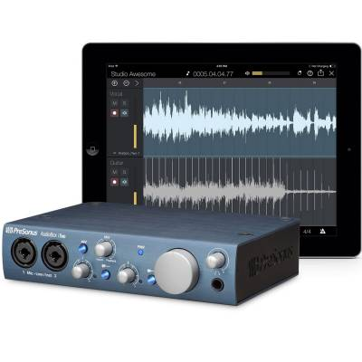 Usb Audio Interface For Mac : presonus audiobox itwo usb audio interface for mac pc and ipad presonus from inta audio uk ~ Hamham.info Haus und Dekorationen